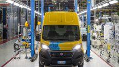DHL Express ve Fiat'dan büyük iş birliği
