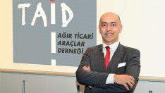 Ağır Ticari Araçlar Derneği TAİD'in yeni başkanı, Ömer Bursalıoğlu oldu