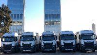 Meyeks Otomotiv'den Aktrans Taşımalıcık'a 10 adet X Vay