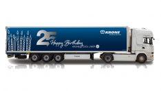 Krone Coolliner 25'inci yaş gününü kutluyor