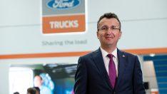 Ford Trucks pazara umutla bakıyor, 2021'de rekor hedefliyor