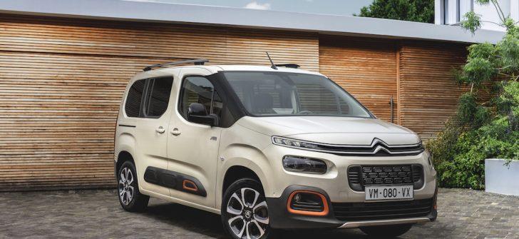 Citroen'den ticari araçlar için büyük kampanya