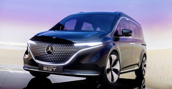 Yeni Concept EQT tanıtıldı