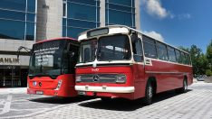 Ankara Büyükşehir Belediyesi, CNG'li Mercedes-Benz Conecto otobüsleri filosuna katıyor