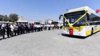Karsan'dan Mersin'e 30 Adetlik CNG'li Menarinibus Citymood