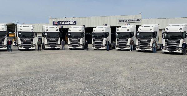 Önder Canbek, Scania Filosunu genişletmeye devam ediyor