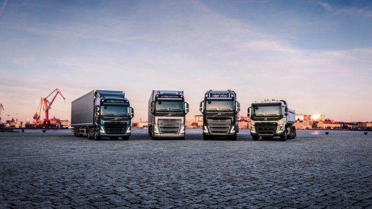 Volvo Trucks,sürücü odaklı yeni nesil araçlarının tanıtımını gerçekleştirdi