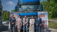 Ford Trucks Lüksemburg pazarına da adım attı