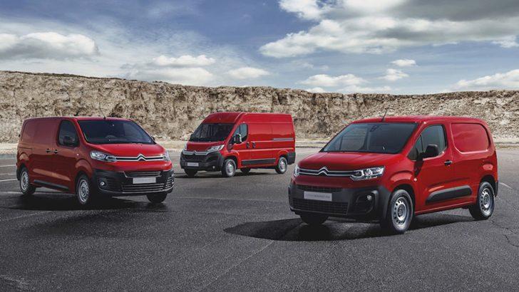 Citroen ticari araçlarda kampanyalar devam ediyor