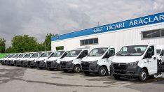 GAZ Grubu Türkiye'de yeni GAZelle NN hafif ticari araçlarının  üretimine ve satışına başladı