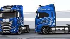 IVECO S WAY LNG pist kamyonu karşınızda