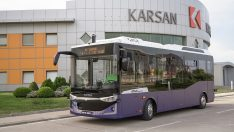Sürücüsüz Otobüs Karsan Otonom Atak Electric İTÜ iş birliğiyle geliştirilecek!