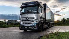 Daimler Trucks, GenH2 Kamyon'un kapsamlı testlerine başlıyor