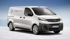 Sıfır emisyonlu Opel Vivaro-e HYDROGEN karşınızda