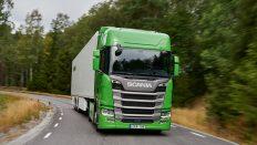 """Scania'ya Üst Üste 5. Kez """"Yeşil Kamyon"""" ödülü"""