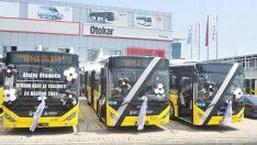 Halk otobüsçü esnafının tercihi otokar