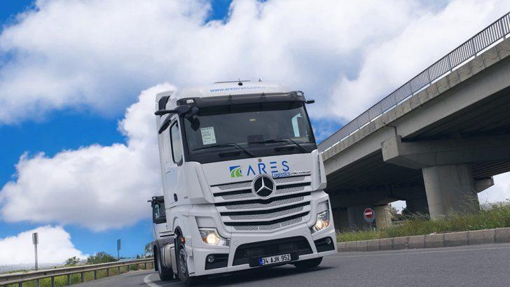 Ares Lojistik yatırımlarına tam gaz devam ediyor