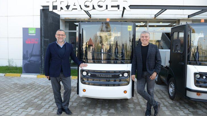 FEV Türkiye ve TRAGGER arasında yapılan  işbirliği ile, FEV Türkiye mühendisleri %100 Elektrikli TRAGGER'i otonomlaştırıyor.