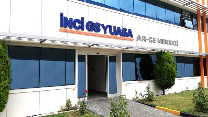 İnci GS Yuasa, AR-GE Performansıyla da Fark Yaratıyor