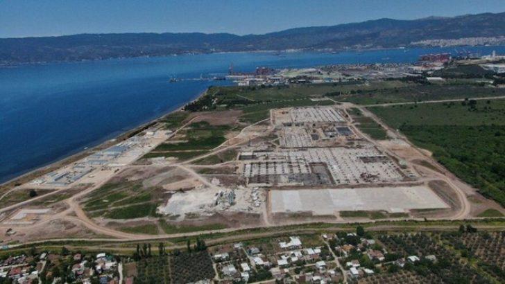 TURPAK Otomasyon Sistemlerini kullanan TEKNİK BETON, yerli  elektrikli otomobil fabrikası TOGG'un inşaat sahasındaki hazır beton tesisini devreye aldı.