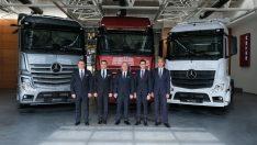 Mercedes-Benz Türk, 2021'in ilk 6 ayını başarılarla tamamladı