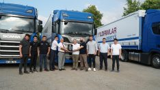 Yıldırımlar Lojistik, Filosunu Scania ile Genişletiyor