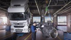 Mercedes-Benz Türk'ten SIFIR GİBİ MOTOR Hizmeti!