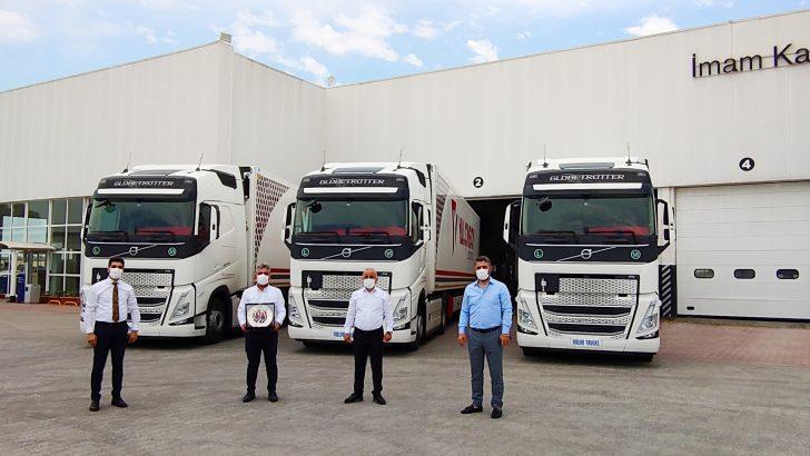 Yalçınsoy Lojistik Filosuna 16 Adet Volvo Trucks Ekledi