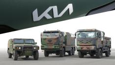 Kia 2028'de ordu için hidrojen ile çalışan araçlar sunacak