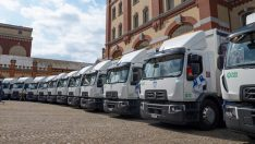 Carlsber 20 adet Renault Trucks elektrikli kamyonu bünyesine kattı