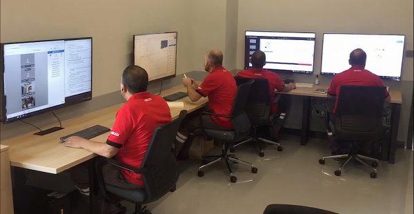 Anadolu Isuzu'nun Teknoloji Merkezi, uzaktan canlı destek ve teknik eğitimlerle distribütör ve servis ağına güç takviyesi