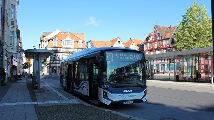 IVECO Bus E WAY'den rekor menzil