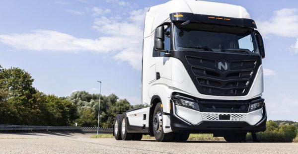 IVECO ve Nikola elektrikli ağır kamyonlar için ortak üretim tesisini Ulm, Almanya'da hayata geçirdi
