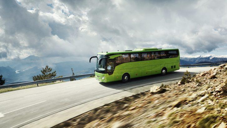 2021 yılında satılan her 2 Mercedes-Benz otobüsten 1'i servis sözleşmeli