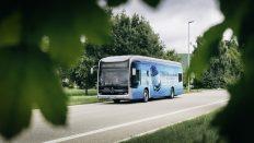 AR-GE'si Türkiye'de yapılan Mercedes-Benz eCitaro, IAA Mobility 2021'de emisyonsuz ulaşım sağladı