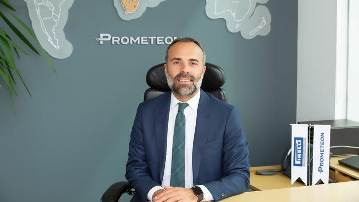 Prometeon Tyre Group'ta Türk yöneticiye üst düzey görevlendirme