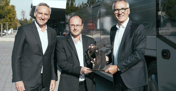 NEOPLAN Cityliner, 'Coach of the Year' seçildi