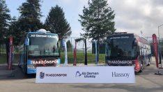 Ali Osman Ulusoy Turizm'den Trabzonspor'a özel tasarım Tourismo