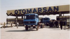 Mercedes-Benz Türk Aksaray Kamyon Fabrikası 35 yaşında !