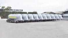 Lojistik filolar OKT ile güçleniyor